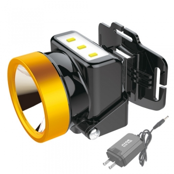 rechargeable led head torch light