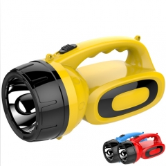 3W rechargeable led hand searchlight